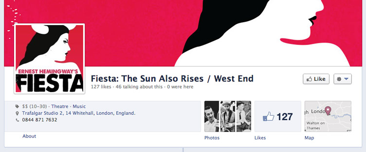 FIESTA on Facebook